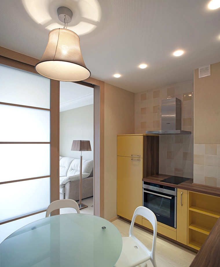 интерьер кухни - фото № 55485
