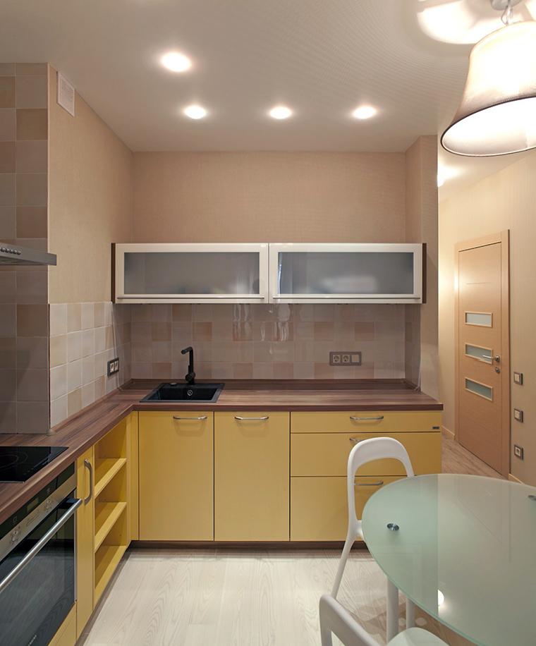 интерьер кухни - фото № 55486