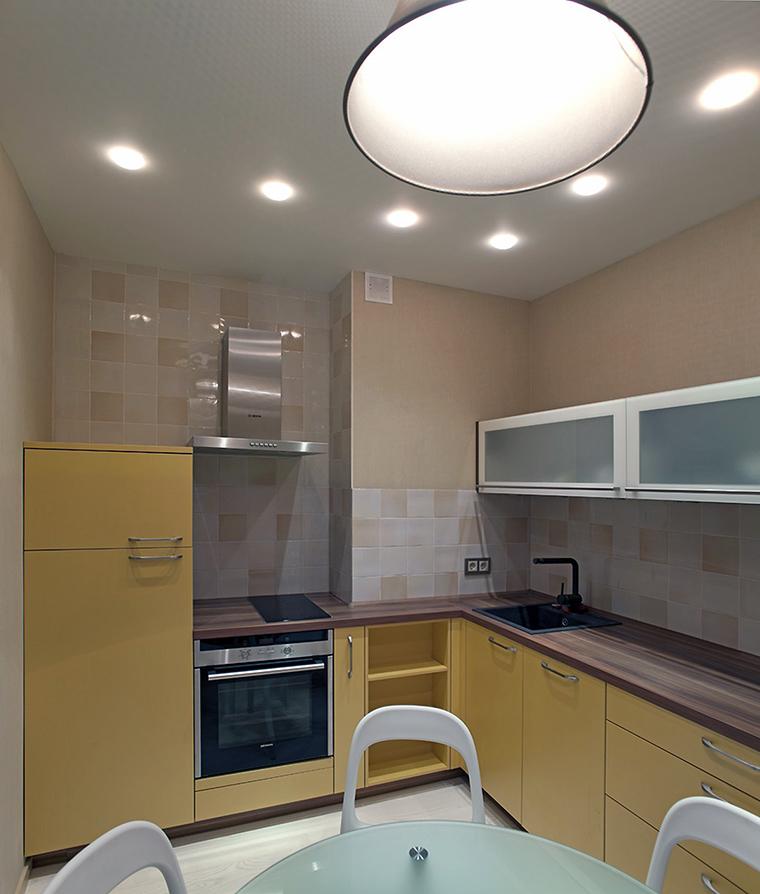 интерьер кухни - фото № 55479