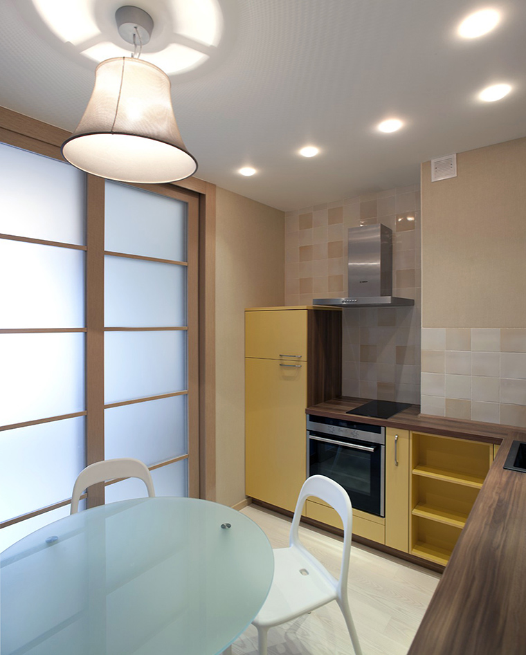 интерьер кухни - фото № 55482