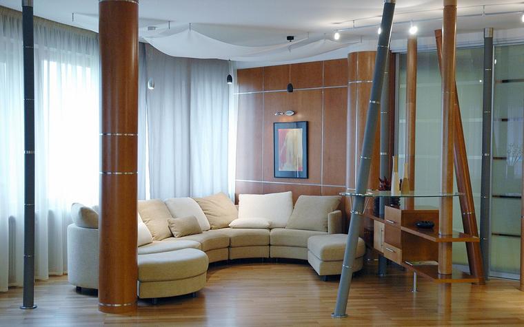 Фото № 55467 гостиная  Квартира