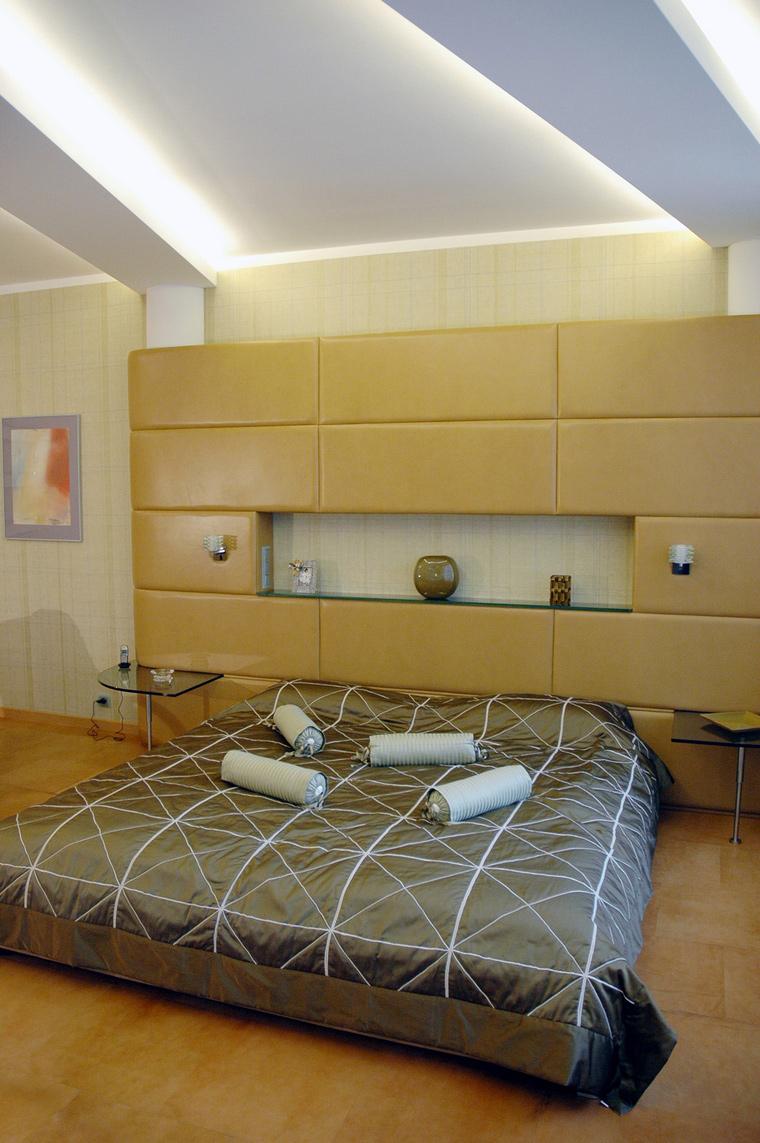 интерьер спальни - фото № 55472