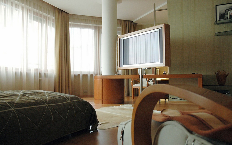 интерьер спальни - фото № 55473