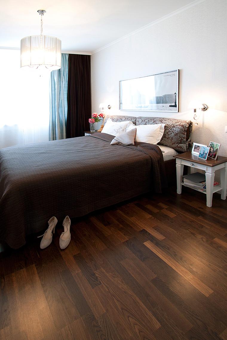 интерьер спальни - фото № 55499