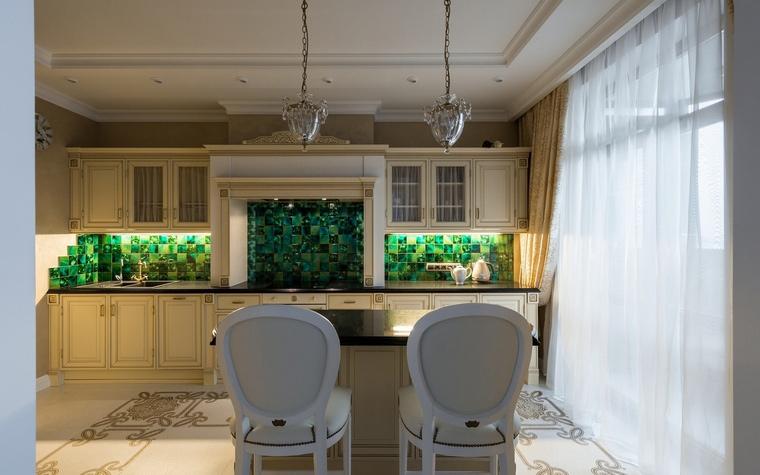 Квартира. кухня из проекта , фото №55511