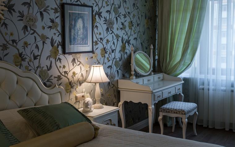 Фото № 55519 спальня  Квартира