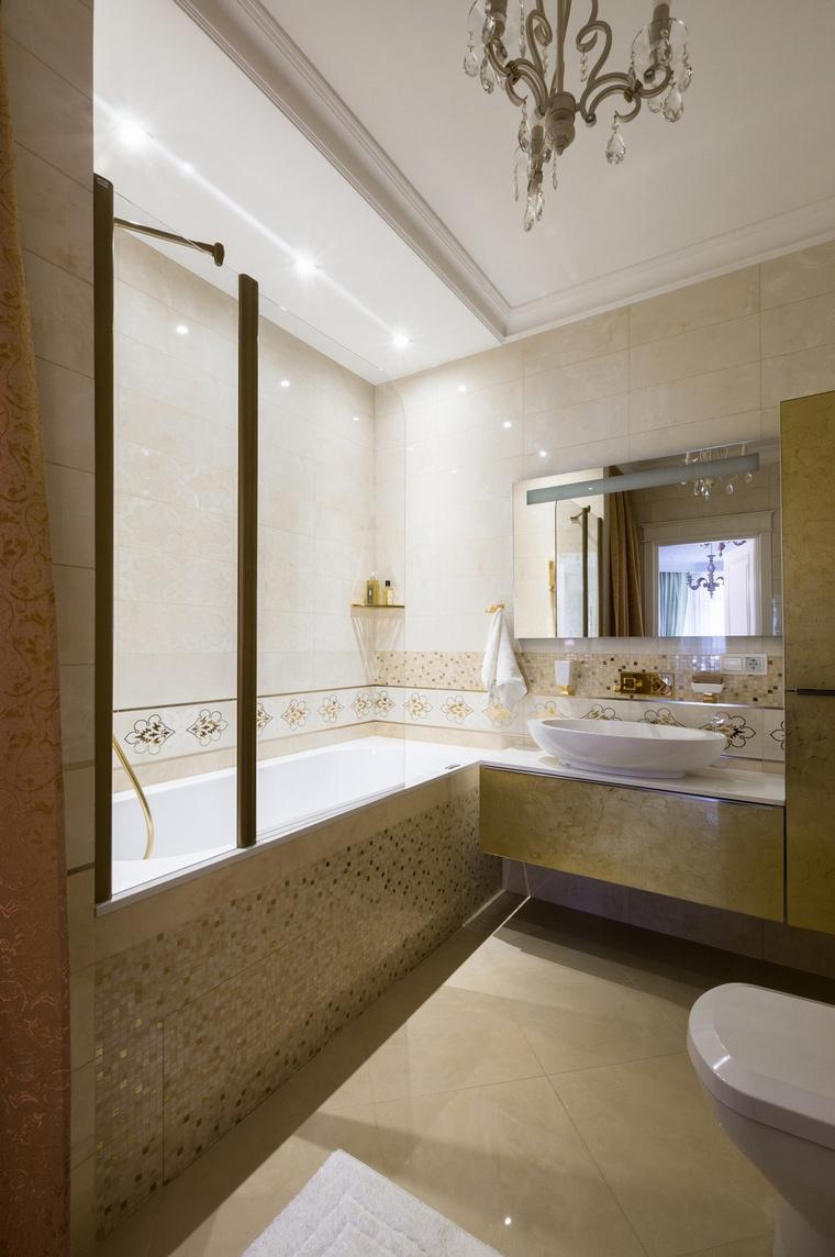 Квартира. ванная из проекта , фото №55525