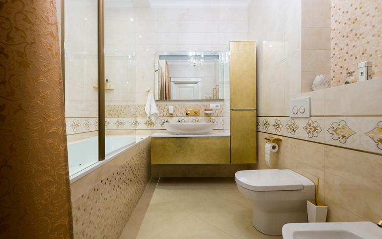 Квартира. ванная из проекта , фото №55526