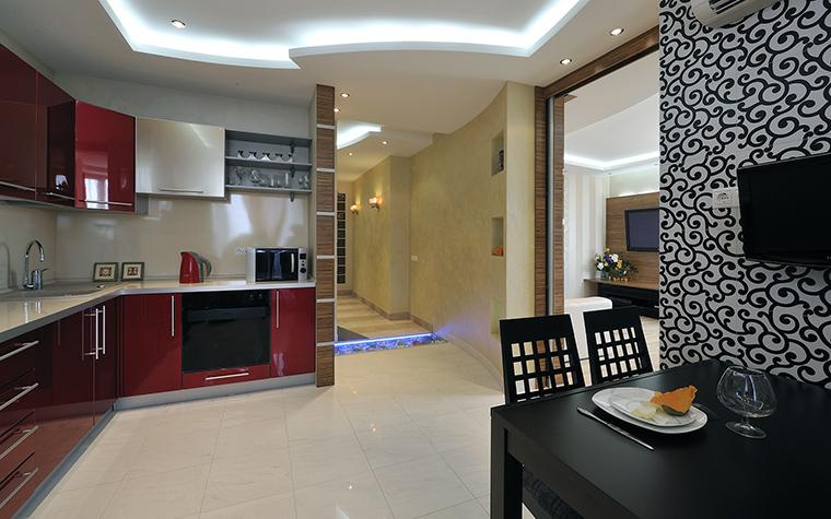Фото № 55553 кухня  Квартира