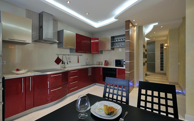 Фото № 55554 кухня  Квартира