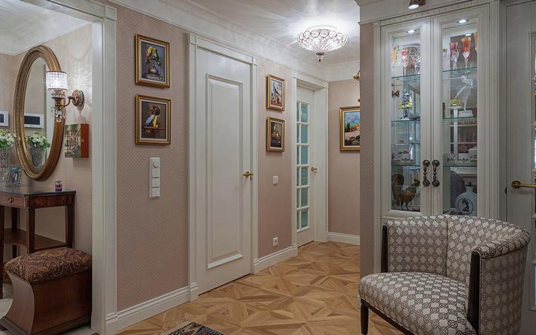 интерьер гостиной - фото № 55566