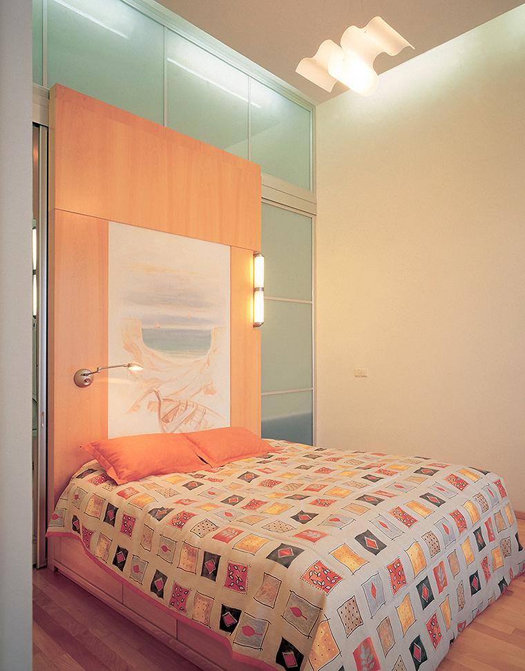 Фото № 55570 спальня  Квартира