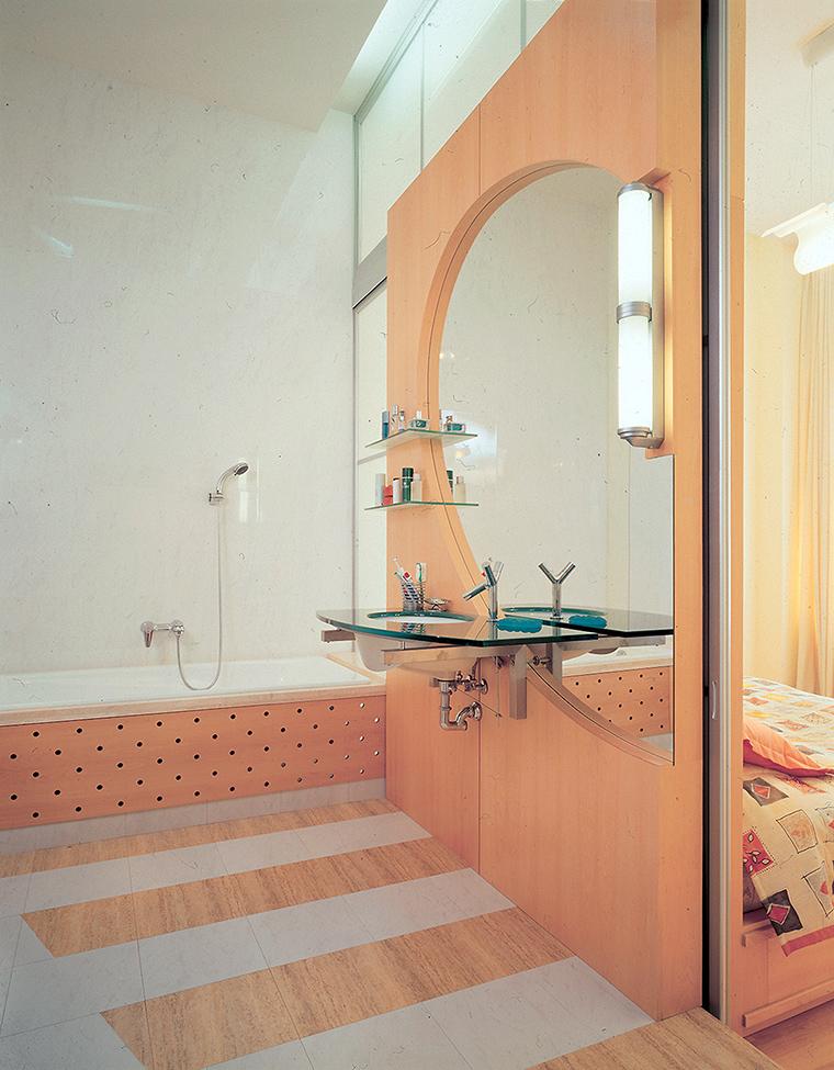 Фото № 55571 ванная  Квартира