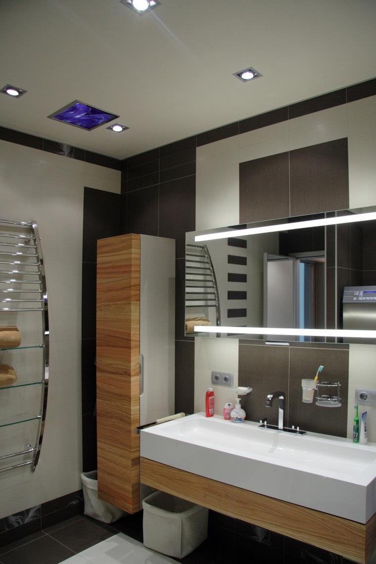 Фото № 55602 ванная  Квартира