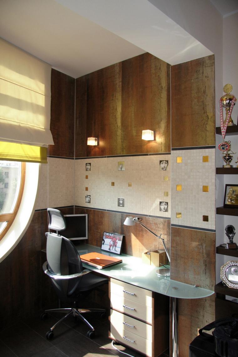интерьер кабинета - фото № 55593