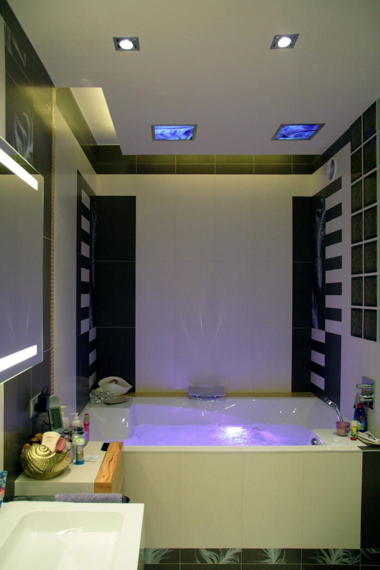 Фото № 55599 ванная  Квартира
