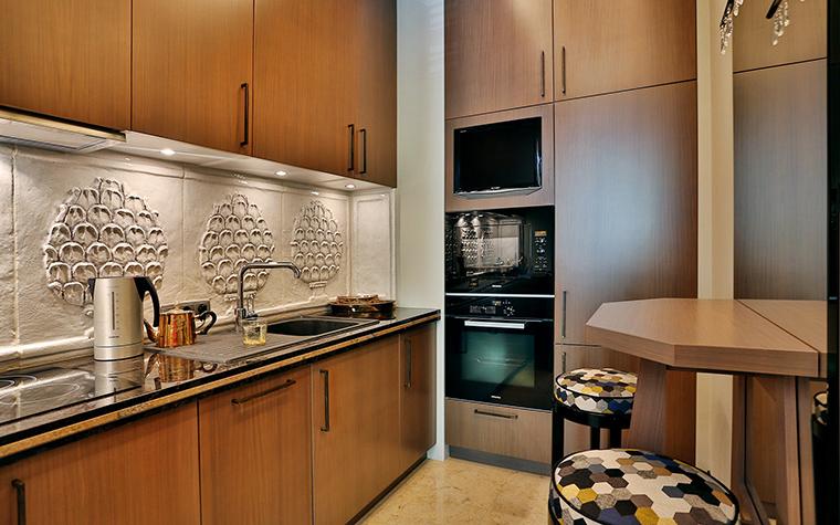 Квартира. кухня из проекта , фото №55612