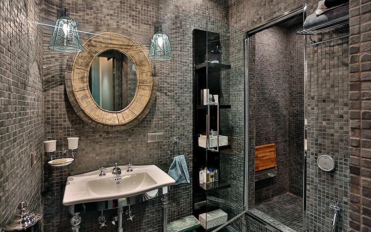 Квартира. ванная из проекта , фото №55617