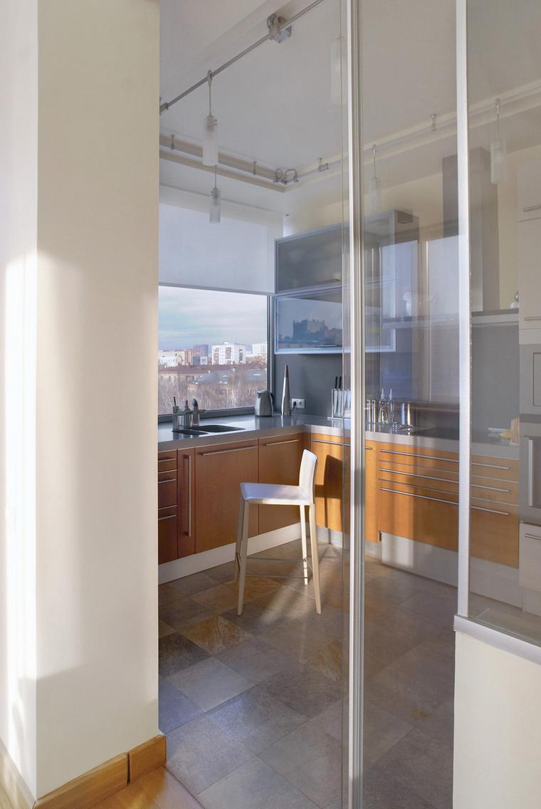 интерьер кухни - фото № 55626