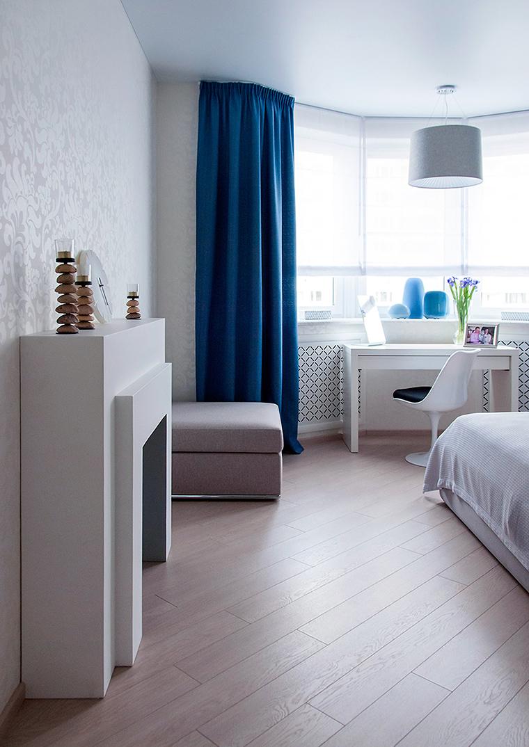Фото № 55663 спальня  Квартира