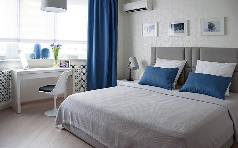 Фото № 55664 спальня  Квартира