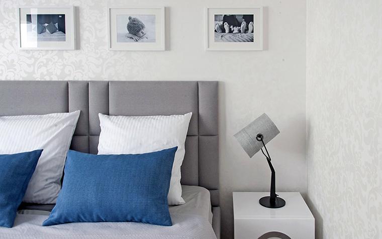 Фото № 55665 спальня  Квартира