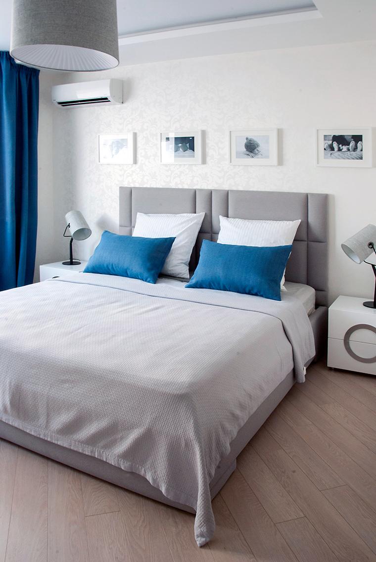 Фото № 55666 спальня  Квартира