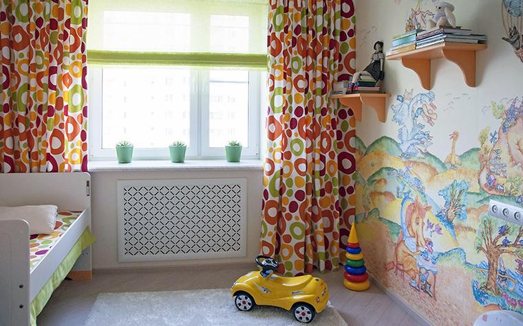 Фото № 55654 детская  Квартира