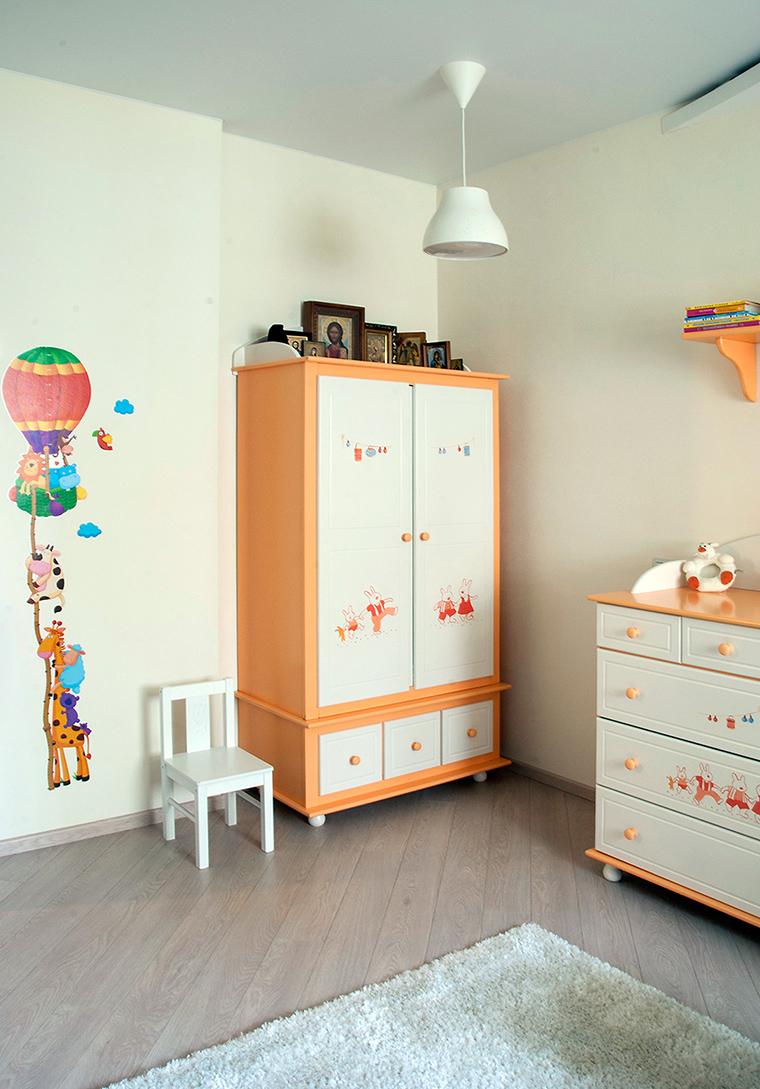 Фото № 55655 детская  Квартира