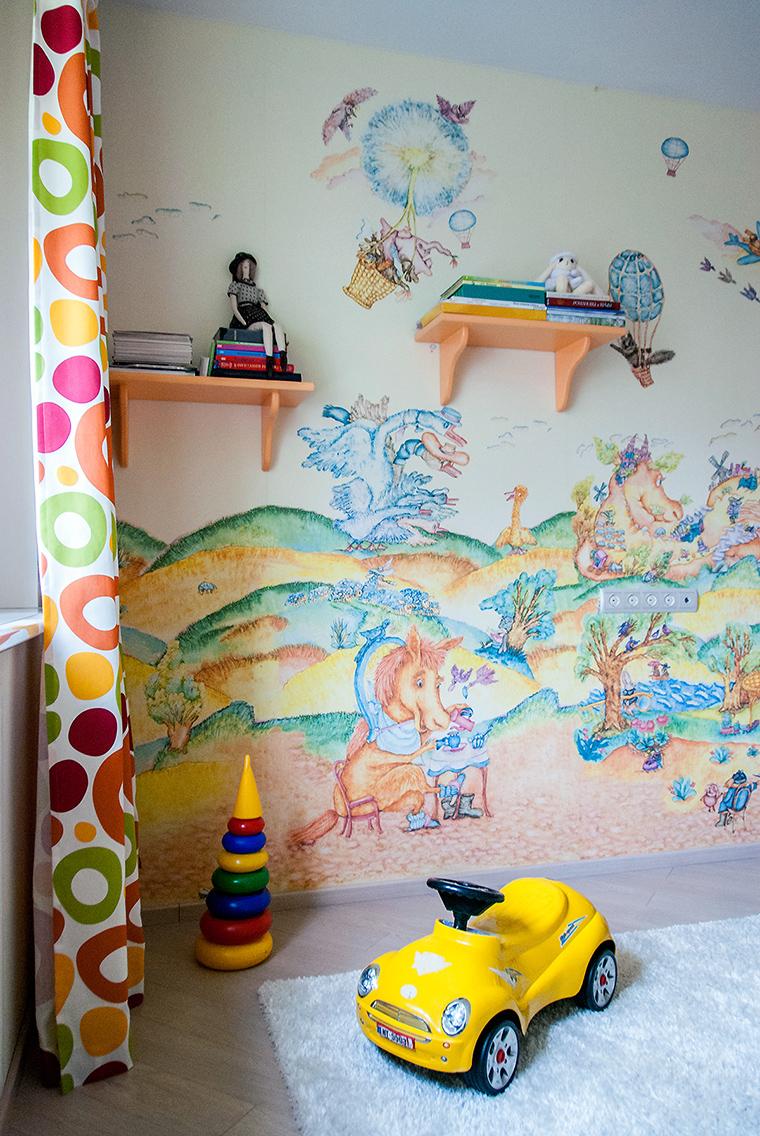 Фото № 55657 детская  Квартира