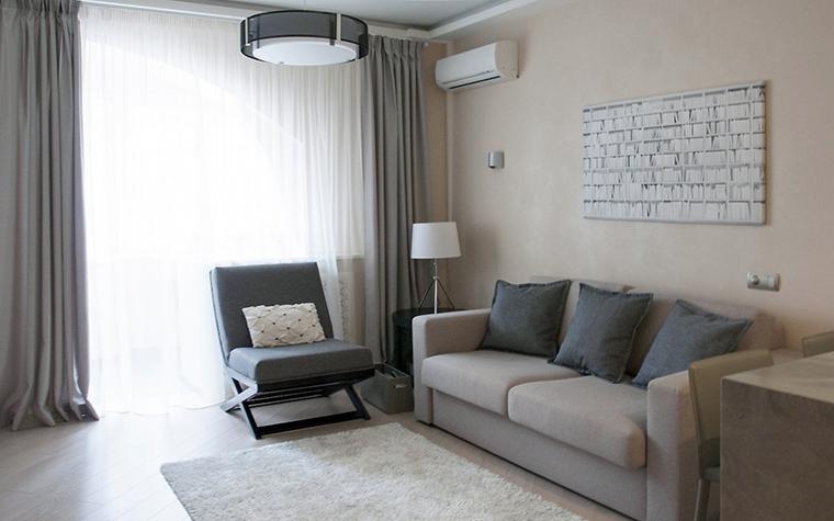 Фото № 55658 гостиная  Квартира