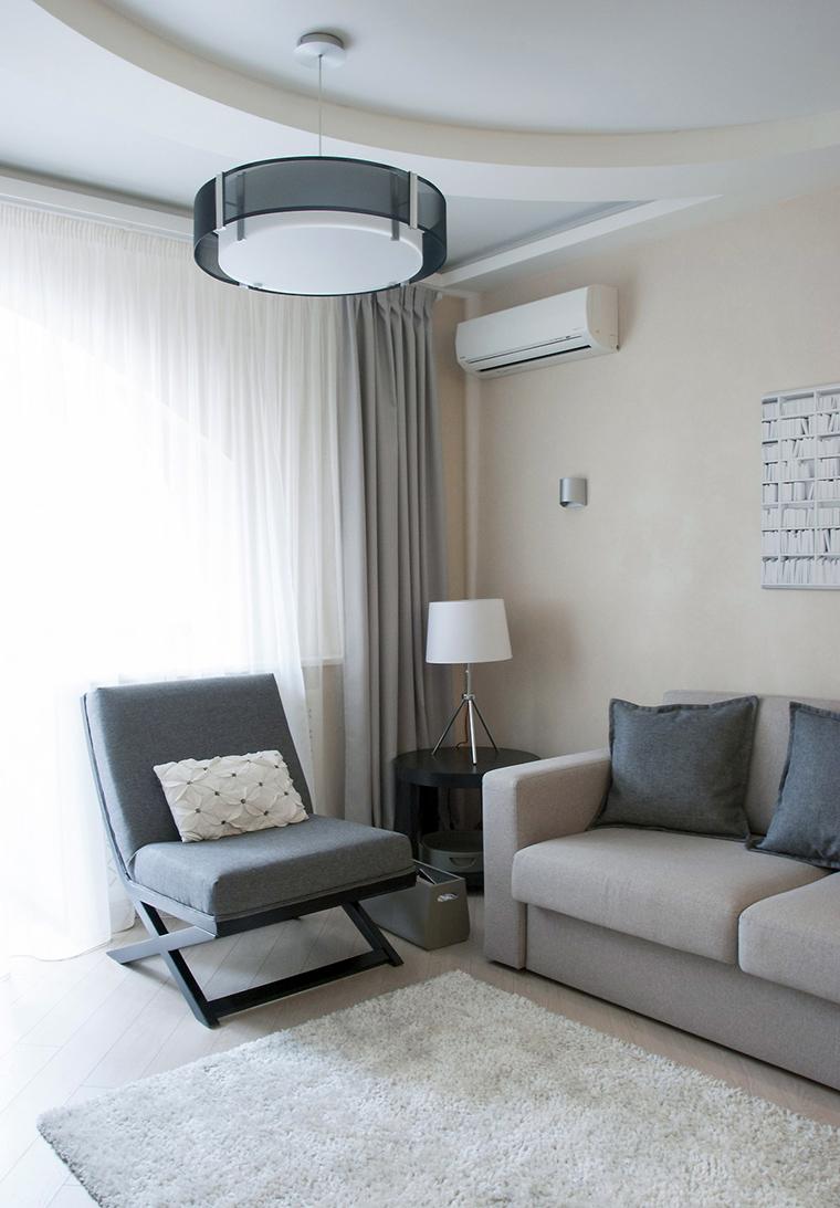 Фото № 55659 гостиная  Квартира