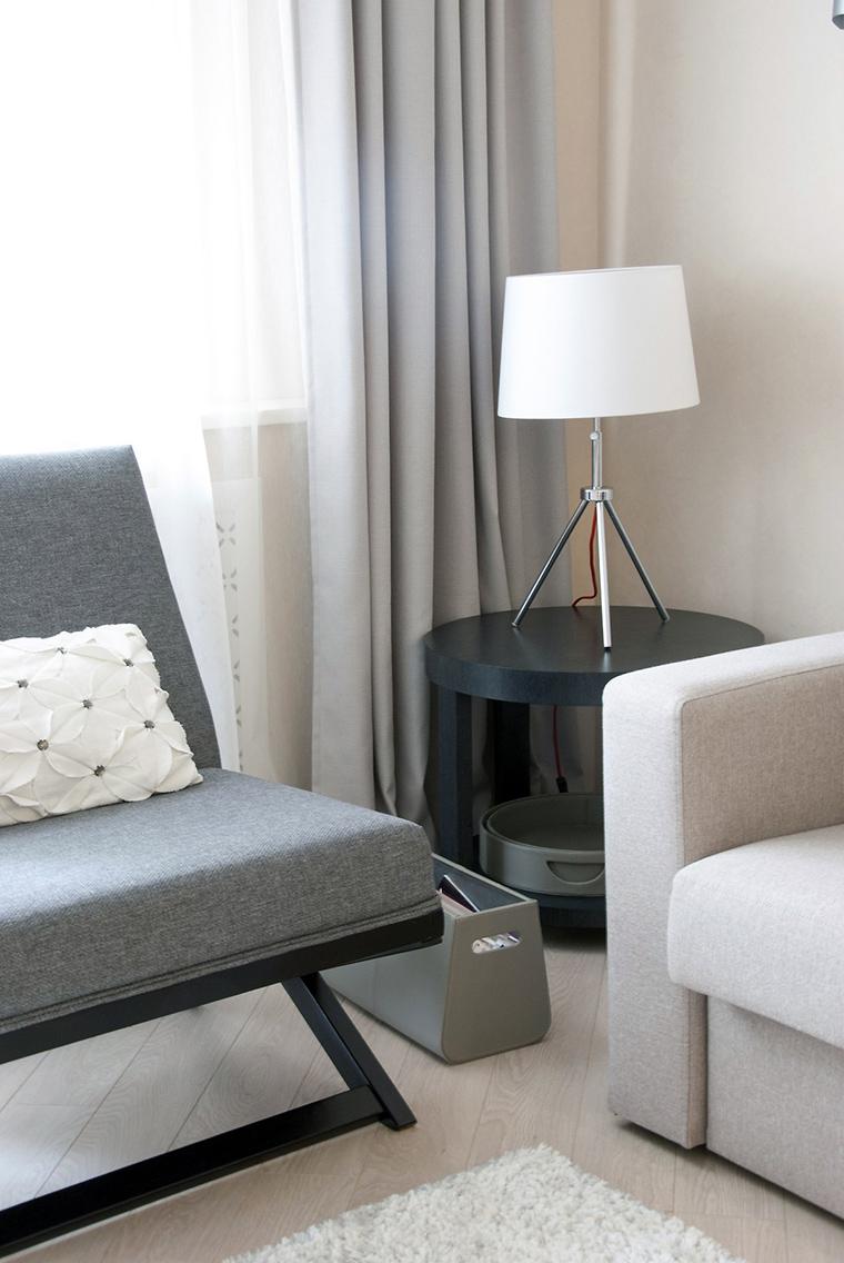 Фото № 55660 гостиная  Квартира