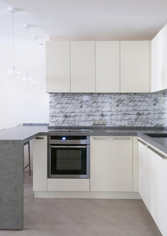 интерьер кухни - фото № 55782