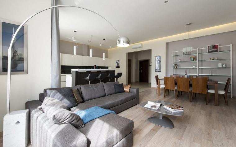 Квартира. гостиная из проекта , фото №55672