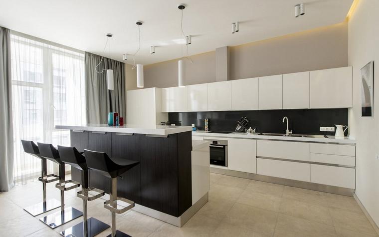 Квартира. кухня из проекта , фото №55673