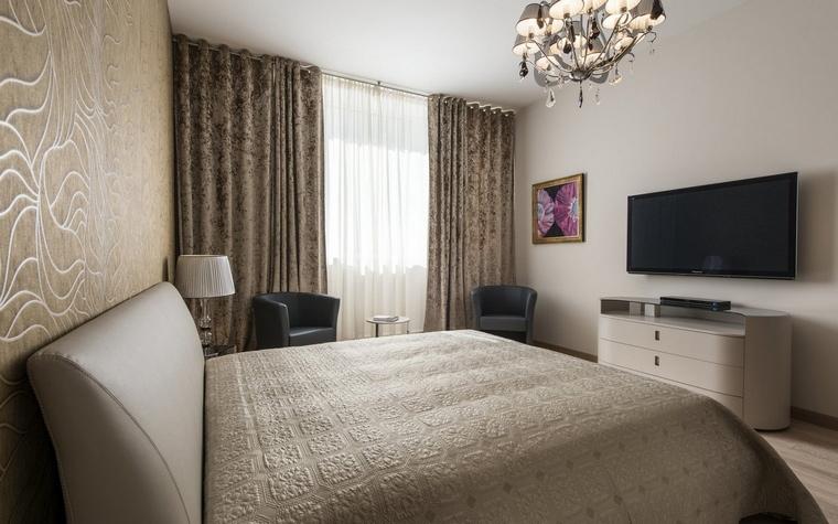 Фото № 55676 спальня  Квартира