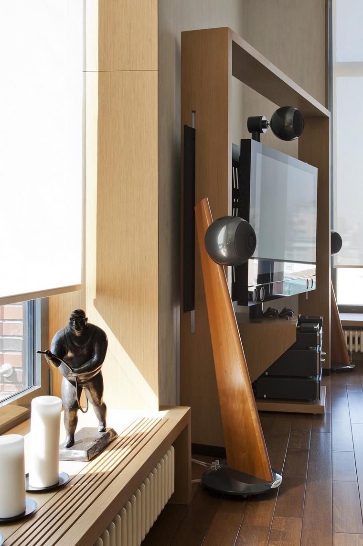 Фото № 55705 гостиная  Квартира