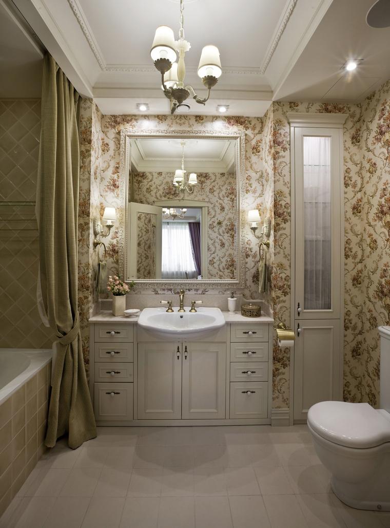 интерьер ванной - фото № 55792