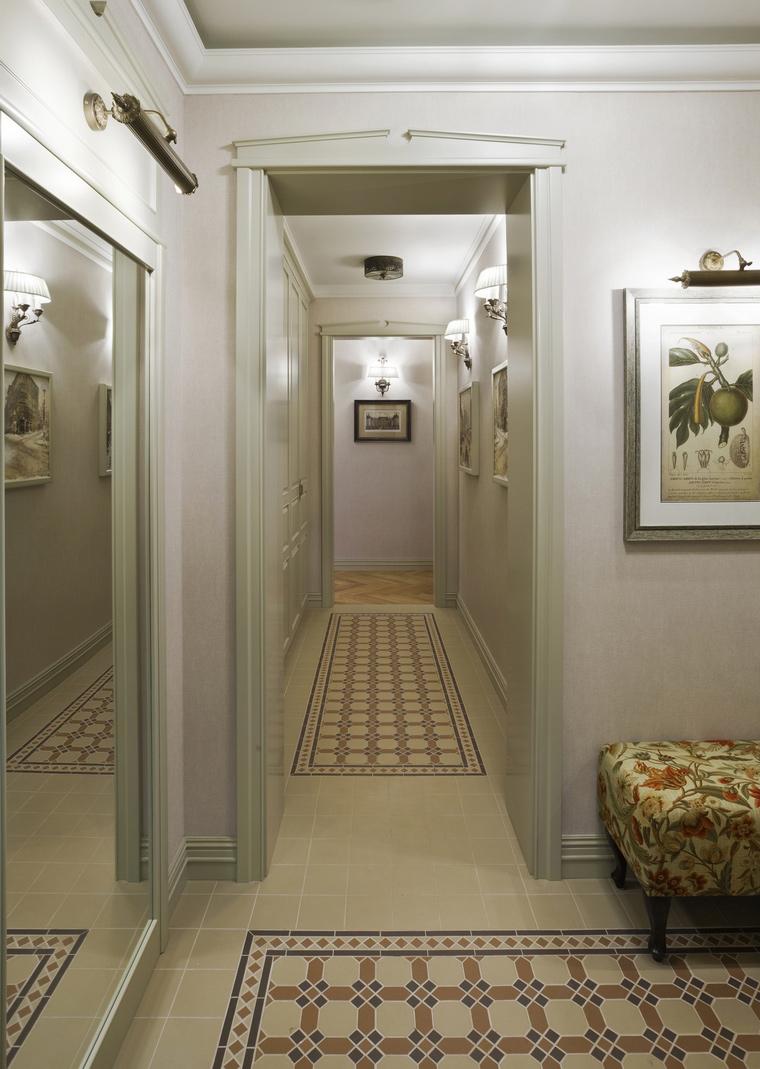 Фото № 55800 холл  Квартира