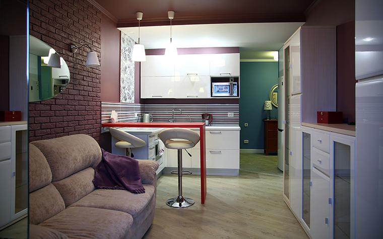 Фото № 55850 кухня  Квартира