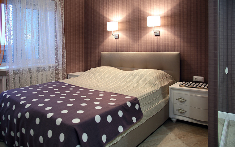 Фото № 55860 спальня  Квартира