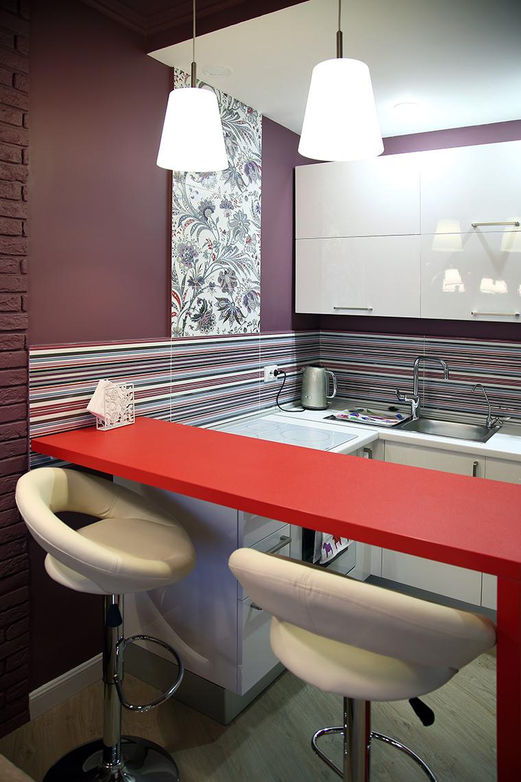 Фото № 55851 кухня  Квартира