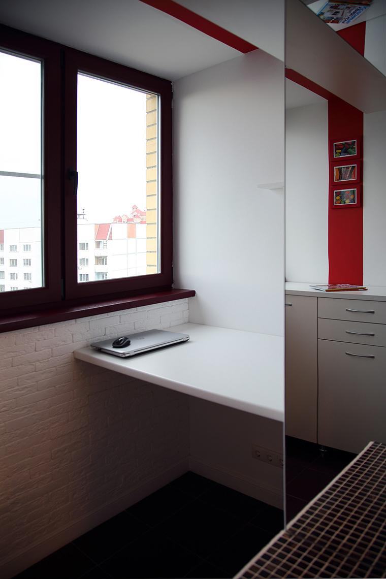 интерьер кабинета - фото № 55854