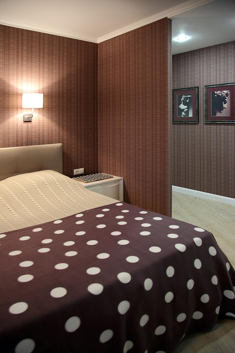 Фото № 55856 спальня  Квартира