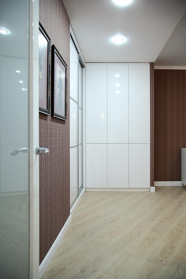 Фото № 55859 спальня  Квартира