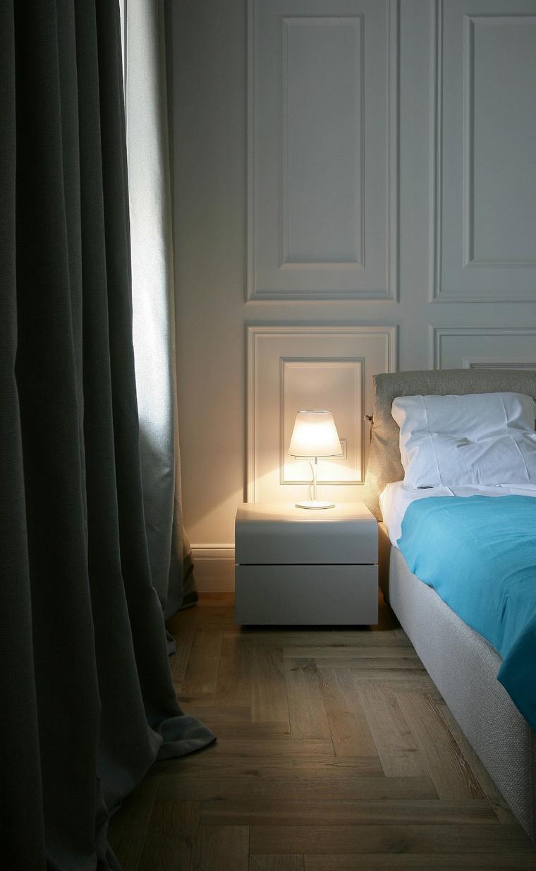 Фото № 55847 спальня  Квартира