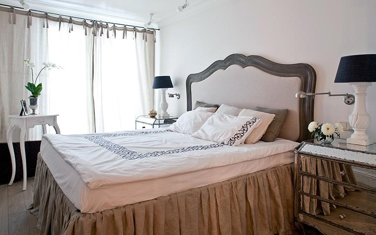 Фото № 55918 спальня  Квартира