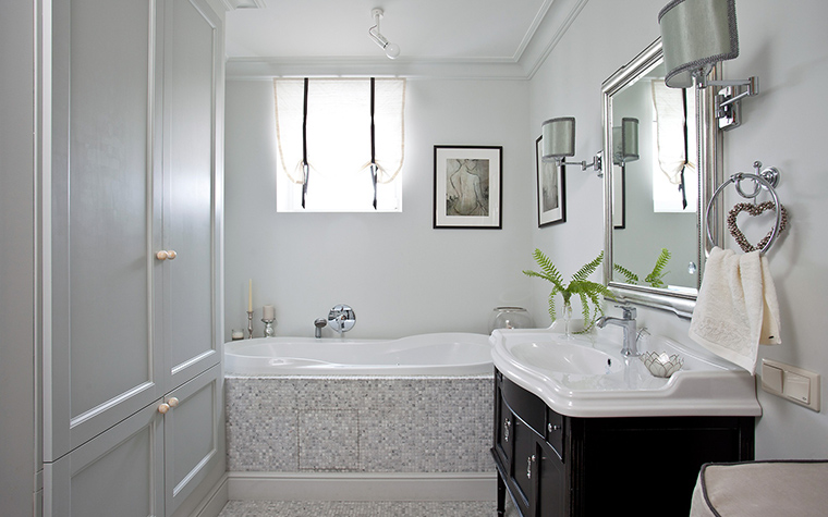 Фото № 55921 ванная  Квартира