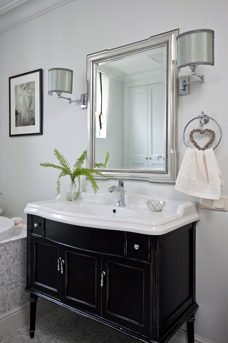 Фото № 55922 ванная  Квартира
